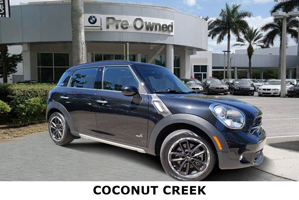 Pre Owned 2016 Mini Cooper S Countryman Base